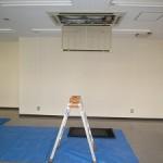 北習志野の不動産会社の管理ビル「エアコン洗浄」