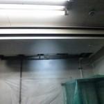 介護施設「厨房内のエアコン洗浄」