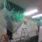 給食センター工場、天吊型、ダイキンFHYP140Cの洗浄