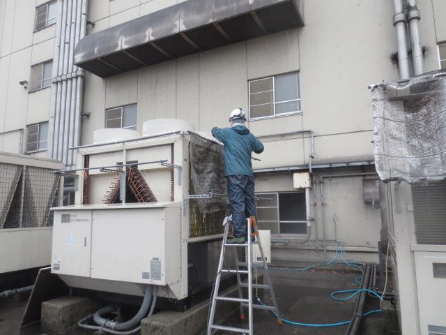 「RCUP1800AHZ」の洗浄-2