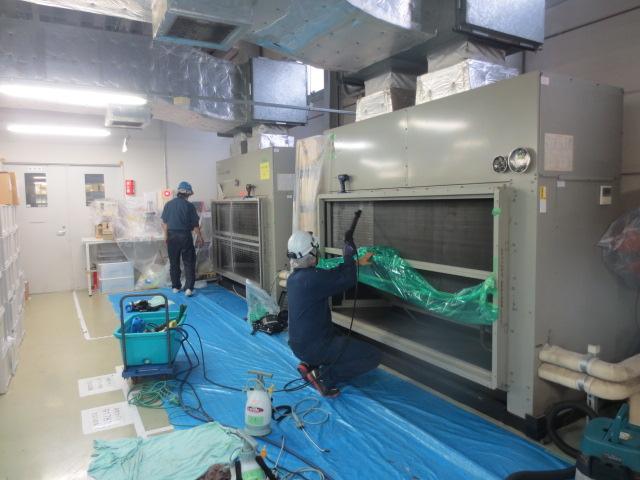 「SGP-DH1400M1」洗浄