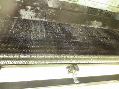 エアコン洗浄作業-2