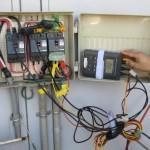 エアコン洗浄効果の試験、電力ロス19%を計測
