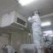 食品工場 天吊形エアコン洗浄