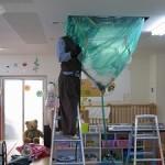 保育園施設の「エアコンクリーニング」