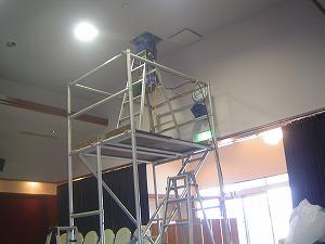天井埋込ダクト形エアコン