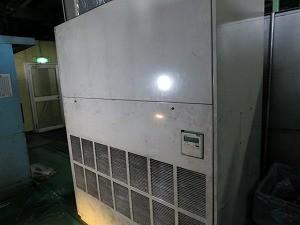 床置形 エアコン室内機